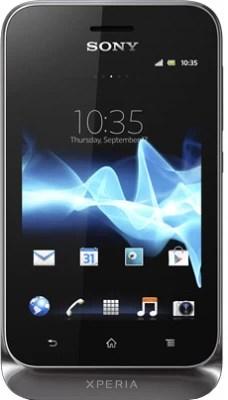 Sony Xperia Tipo Dual (Serene Black, 2.9 GB)(512 MB RAM)