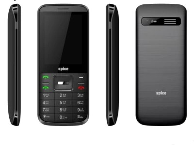 Spice Power S-580 with Power Share(Grey Black)