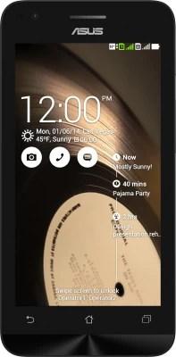 Asus Zenfone C (Black, 8 GB)(1 GB RAM)