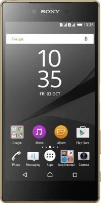 Sony Xperia Z5 Premium Dual (Gold, 32 GB)(3 GB RAM)