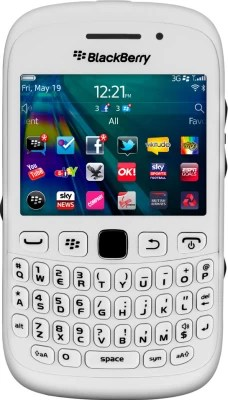 Blackberry Curve 9320 (White, 512 MB)(512 MB RAM)