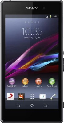 Sony Xperia Z1 (Black, 16 GB)(2 GB RAM)