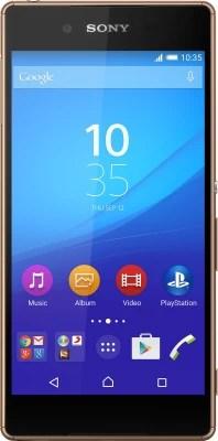 Sony Xperia Z3+ (Copper, 32 GB)(3 GB RAM)