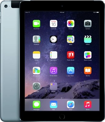 Apple iPad Air 2 128 GB with Wi-Fi+3G(Space Grey)