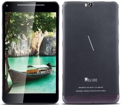 Iball Stellar A2 8 GB 7 cm with Wi-Fi+3G(Grey)