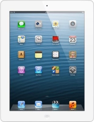 Apple 16GB iPad with Retina Display and Wi-Fi(White)