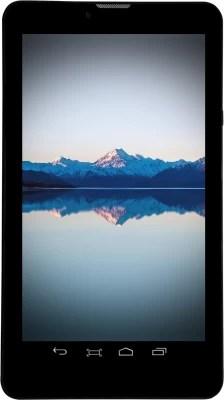 Datawind MoreGmax 4G7Z 16 GB 7 inch with Wi-Fi+4G(Black)