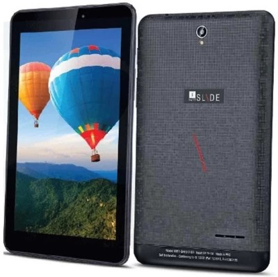 Iball Slide 6351-Q400i Tablet 8 GB 7 inch with Wi-Fi Only(Black)