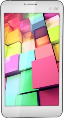 Iball 6095 D20 8 GB 6.95 inch with Wi-Fi+3G(Silver)