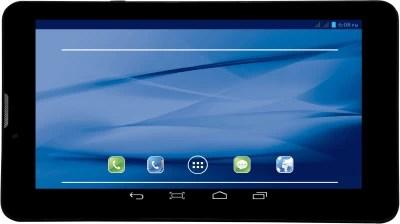 Datawind Ubislate 3G7+ 512 MB 7 inch with Wi-Fi+3G(Black)