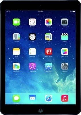 Apple iPad Air 16 GB 9.7 inch with Wi-Fi Only(Space Grey)