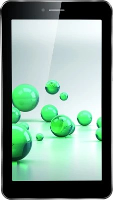 Iball Slide Q45 16 GB 7 inch with Wi-Fi+3G(Cobalt Brown)