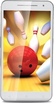 Iball 3G Cuddle A4 2GB 16 GB 6.95 cm with Wi-Fi+3G(White)