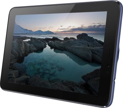 Micromax Canvas Tab P701 8 GB 7 inch with Wi-Fi+4G(Blue)