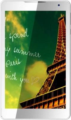 Celkon Diamond 4G Tab 8 8 GB 8 inch with Wi-Fi+4G(White & Gold)