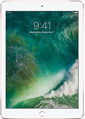 Apple iPad Pro 32 GB 9.7 inch with Wi-Fi Only(Rose Gold)