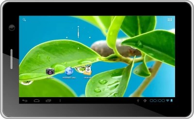 Datawind UbiSlate 7CZ Tablet(Black)