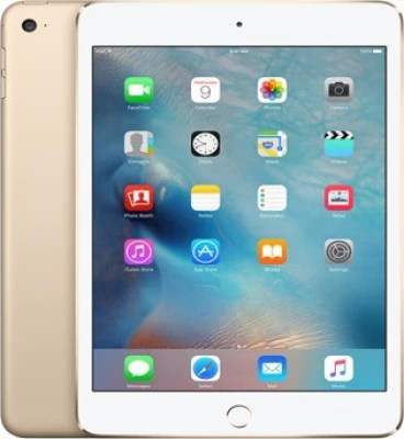 Apple iPad mini 4 64 GB 7.9 inch with Wi-Fi+4G(Gold)