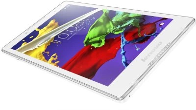 Lenovo Tab 2 A8-50F 16 GB 8 inch with Wi-Fi Only(White)