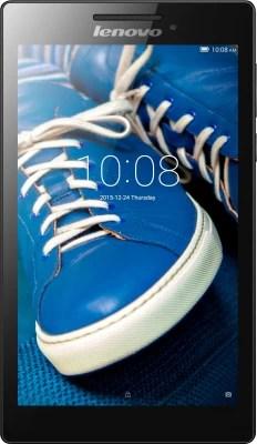 Lenovo Tab 2 A7-20 8 GB 7 inch with Wi-Fi Only(Ebony)