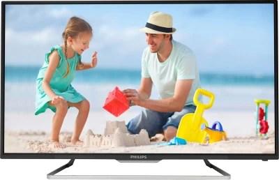 Philips 127cm (50) Full HD LED TV(50PFL5059)