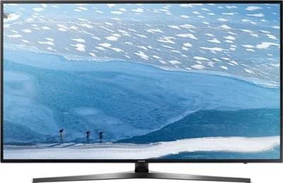 Samsung 123cm (49) Ultra HD (4K) LED Smart TV(49KU6470)