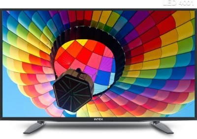 Intex 98cm (39) HD Ready LED TV(LED - 4001)