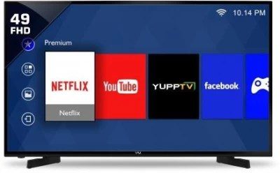 Vu 124cm (49) Full HD LED Smart TV(49S6575)