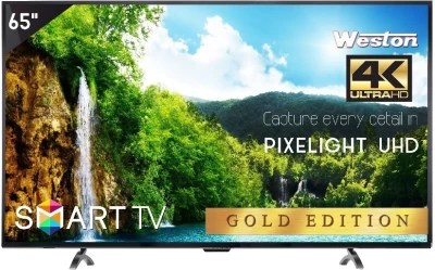 Weston 165cm (65) Ultra HD (4K) LED Smart TV(WEL-6500)