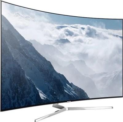 Samsung 138cm (55) Ultra HD (4K) Curved LED Smart TV(UA55KS9000KLXL)
