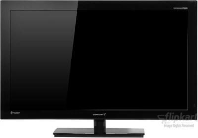 Videocon 81cm (32) HD Ready LED TV(VJE32HH-2XAF)