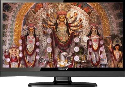 Videocon 54.6cm (22) Full HD LED TV(VJU22FH02F)