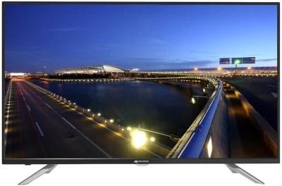 Micromax 101cm (40) Full HD LED TV(40A6300FHD)