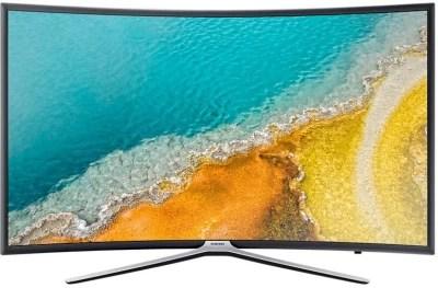 Samsung 138cm (55) Full HD Curved LED Smart TV(55K6300)