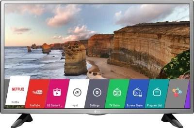 LG 80cm (32) HD Ready LED Smart TV(32LH576D)