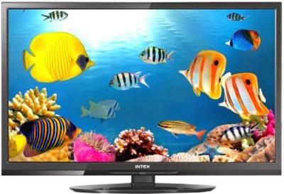 Intex 60cm (24) HD Ready LED TV(LED 2410)