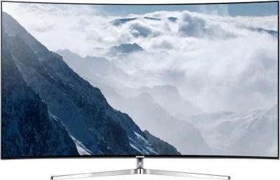 Samsung 163cm (65) Ultra HD (4K) Curved LED Smart TV(UA65KS9000KLXL)
