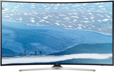 Samsung 101cm (40) Ultra HD (4K) Curved LED Smart TV(40KU6300)