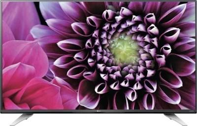 LG 123cm (49) Ultra HD (4K) LED Smart TV(49UF772T)