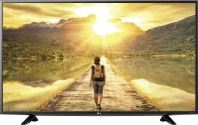 LG 123cm (49) Ultra HD (4K) LED Smart TV(49UF640T)