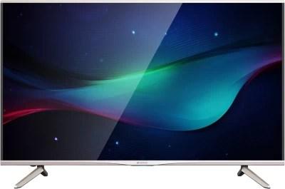 Sansui 140cm (55) Ultra HD (4K) LED Smart TV(SNA55QX0ZSA/UHDTVSNA55QX0ZSA)