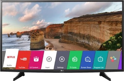 LG 123cm (49) Full HD LED Smart TV(49LH576T)