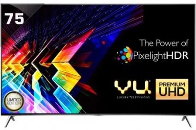 Vu 190cm (75) Ultra HD (4K) LED Smart TV(H75K700)