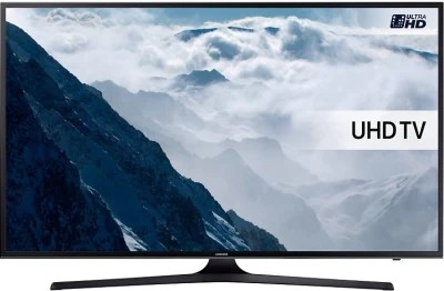 Samsung 108cm (43) Ultra HD (4K) LED Smart TV(43KU6000)