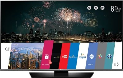 LG 100cm (40) Full HD LED Smart TV(40LF6300)