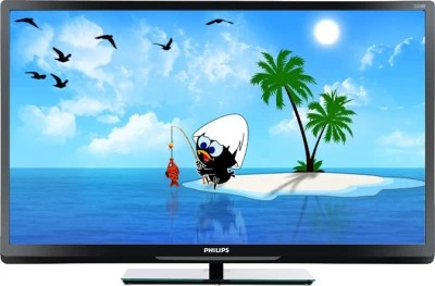 Philips 58cm (23) HD Ready LED TV(24PFL3938)