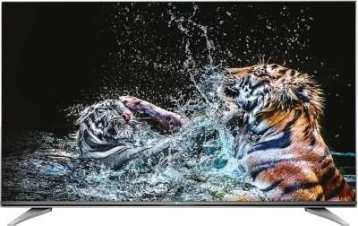 LG 108cm (43) Ultra HD (4K) LED Smart TV(43UH750T)