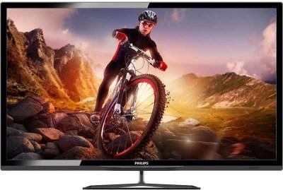 Philips 98cm (39) Full HD LED Smart TV(39PFL6570)