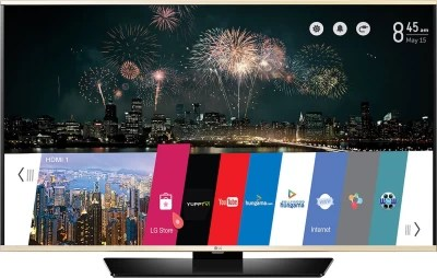 LG 123cm (49) Full HD LED Smart TV(49LF6310)