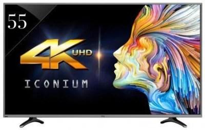 Vu 140cm (55) Ultra HD (4K) LED Smart TV(LTDN55XT780XWAU3D)